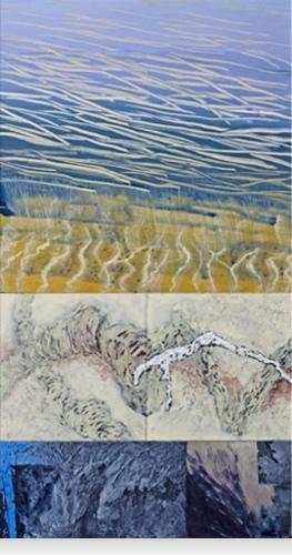 Waterlandschap 71 x 1205 2006