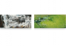 Bergstroom - 2x 150 x 60 cm - 2011
