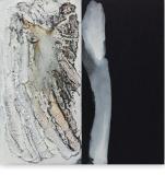 Nabijheid - acryl op paneel - 30x30 cm