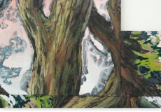 Detail 2 comp of a romantic tree